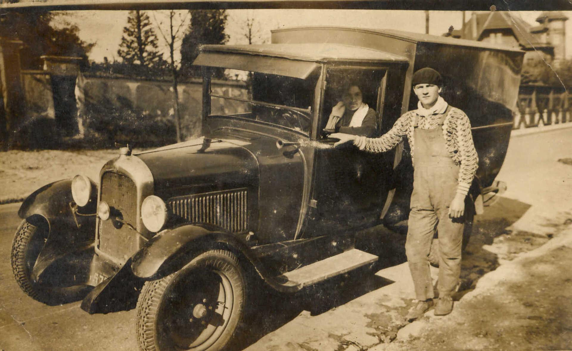 citroen 1927