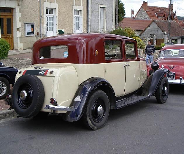 1933 citroen