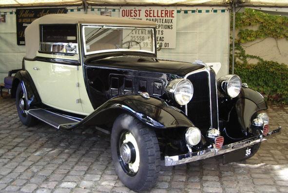1935 renault primastella cabriolet