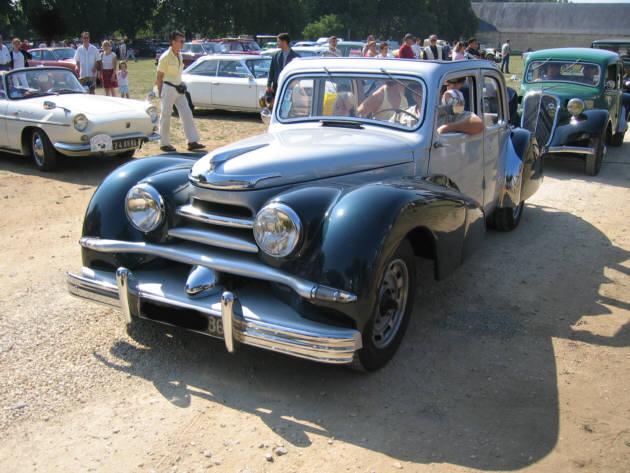 1937 citroen traction 11bl aeat
