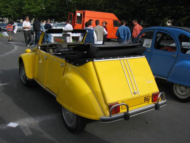 1963 citroen